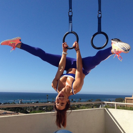Натали Джилл фитнес-тренер Instagram фото