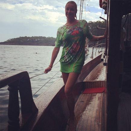 Анастасия Волочкова голая