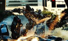 В третьей части «Трансформеров» роботы будут разрушать Москву