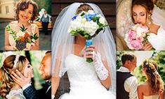Платье и фата: топ-21 невест Оренбурга