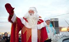 В Волгоград приедет главный Дед Мороз России