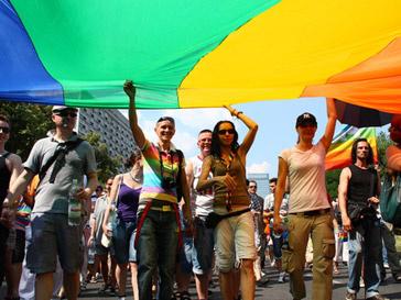 Возможно, уже в следующем году в столице пройдет гей-парад