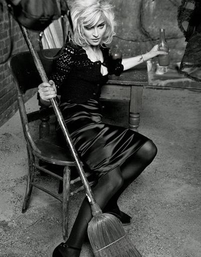 Мадонна в рекламной кампании Dolce&Gabbana, 2010 год