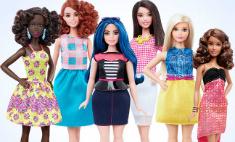 Куклу «Барби» посвятили пышечкам