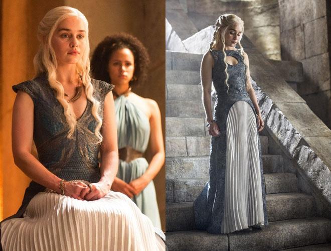 Игра престолов: костюмы главных героинь