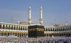 На праздник в Саудовскую Аравию приехали 1,5 млн человек