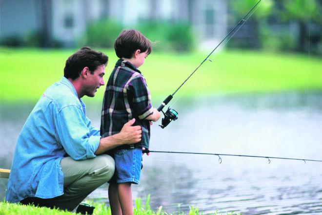 Рыбалка в Туле