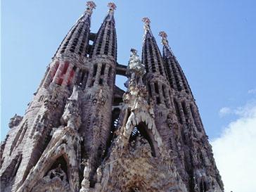 Собор Святого Семейства в Барселоне