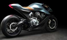 Первый мотоцикл Aston Martin оценили в 108 тысяч евро (фото и видео)