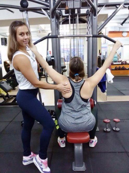 Фитнес-тренер Пермь