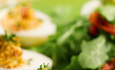 Фаршированные яйца: 11 рецептов