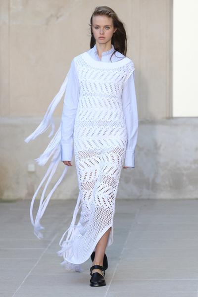 Неделя моды в Париже: день первый | галерея [1] фото [8]