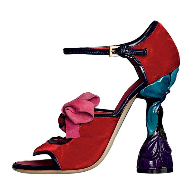 Туфли, Prada.
