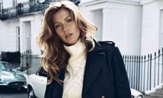 H&M обнародовал новые снимки Жизель Бундхен