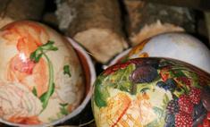 Пасхальные яйца: украшаем, дарим