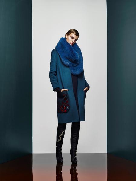 Хозяйка Медной горы: новая pre-fall коллекция A LA RUSSE Anastasia Romantsova   галерея [2] фото [32]