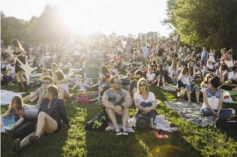 Пикник «Афиши» 2015: итоги фестиваля | галерея [1] фото [6]