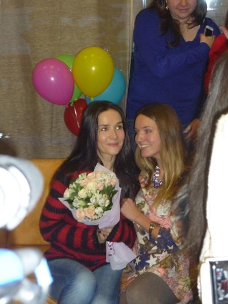 Наталья Орейро в Нижнем Новгороде