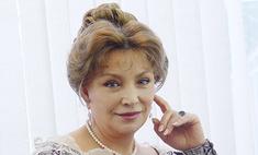 Ольге Остроумовой – 70: «Она не любит юбилеи, там врут»