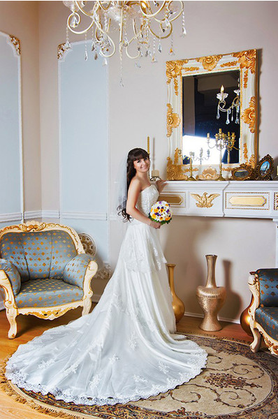 Самые красивые невесты 2015 фото