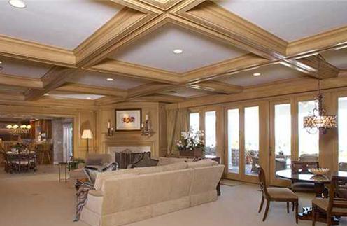 дом, особняк, Дженнифер Лопес (Jennifer Lopez), Марк Энтони (Marc Anthony)