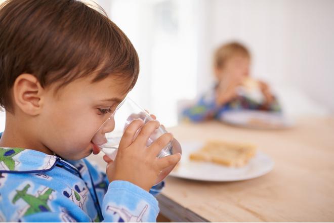 Сколько жидкости в день употребляет ребенок