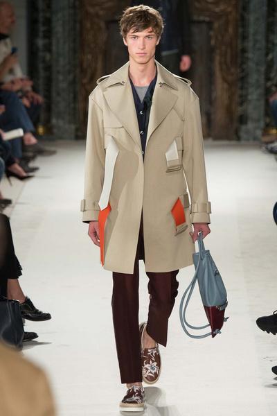 Неделя мужской моды в Париже: лучшие показы | галерея [1] фото [20]