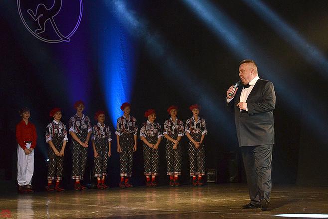Президент фестиваля Николай Плетнев
