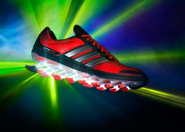Кроссовки для бега adidas Springblade