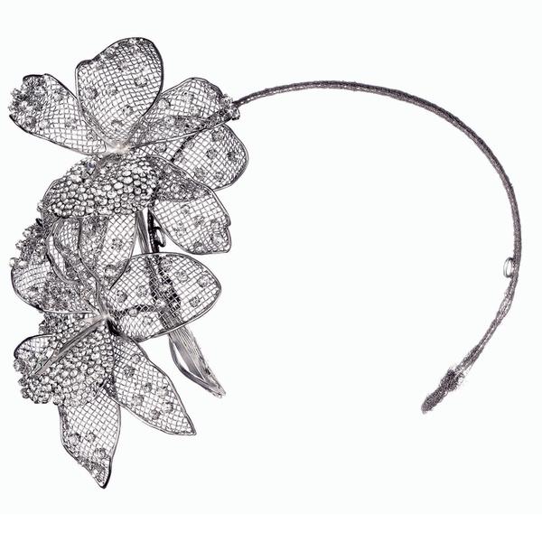 Обруч для волос, Dior by John Galliano.