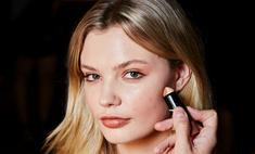 По горячим следам: уроки макияжа с Недели моды в Нью-Йорке