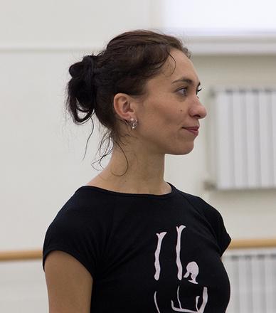 Анастасия Багаева, балерина, фото