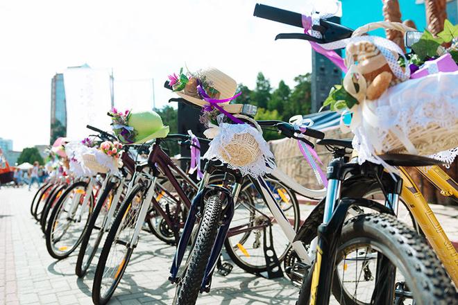 велосипед выходные