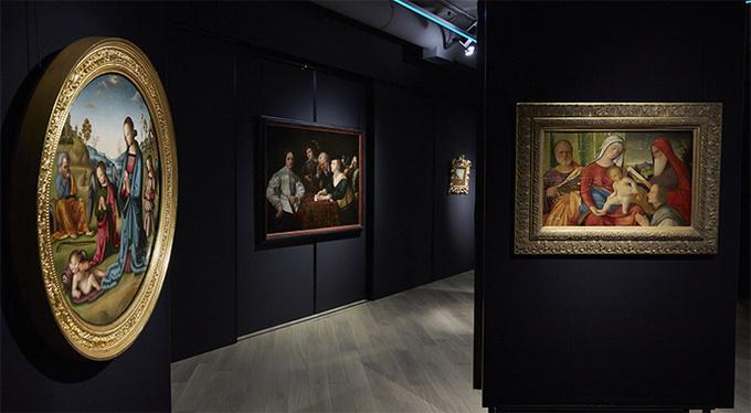 Выставка «Бесподобие»: шедевры западноевропейской живописи XIV-XVIII веков