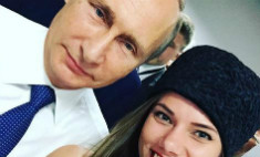 Финалистка конкурса «Мисс Россия» сделала селфи с Путиным