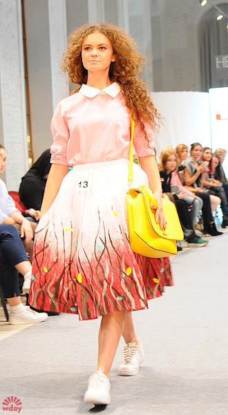 Неделя моды в Екатеринбурге, показы молодых дизайнеров, фото