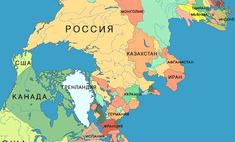 карта выглядели страны мира 300 миллионов пангее