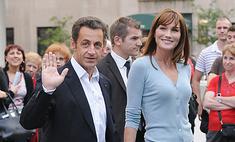 Карла Бруни и Николя Саркози ждут ребенка