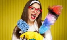20 простых, но очень эффективных советов по уборке дома