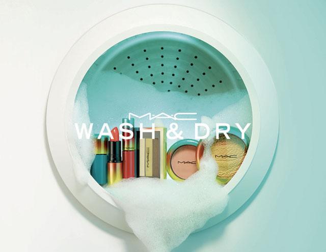 M.A.C, Wash & Dry