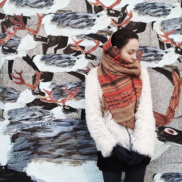 инстаграм тюмень модель Яна Басалаева