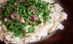 Лучшие рецепты национальной татарской кухни