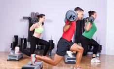 Интенсивная фитнес-тренировка с жиросжигающим эффектом