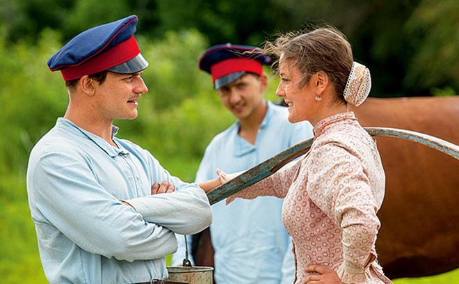 Сериал «Тихий Дон» 2015