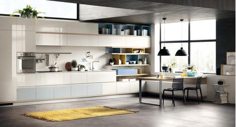 Кухня Foodshelf – новый проект дизайнера Ора Ито для Scavolini | галерея [1] фото [13]