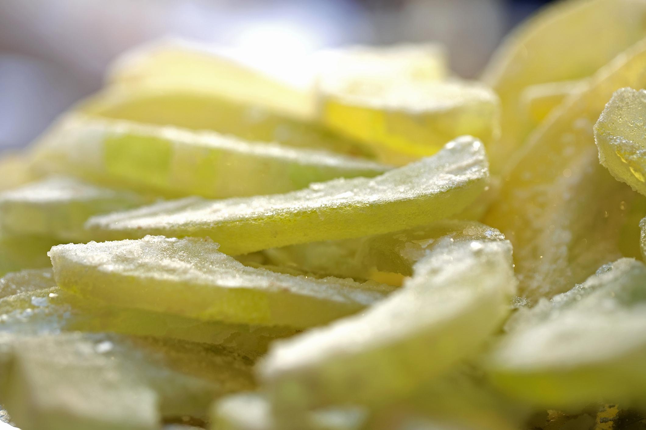 Цукаты из дыни - рецепт приготовления с фото 46