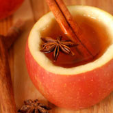Яблочно-карамельный сидр
