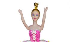 Гардероб для куклы Барби