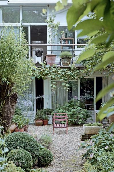 Садовые дорожки: практичные советы | галерея [1] фото [2]