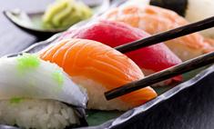 Суши – секрет вкуса в рыбе